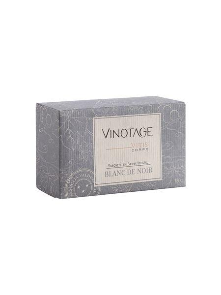 Sabonete Barra Blanc De Noir 180gr