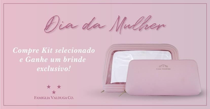 Banner principal Dia da Mulher Casa Valduga Mobile