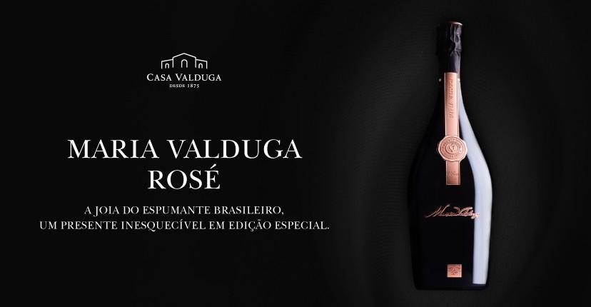 Campanha Maria Valduga Rosé Mobile