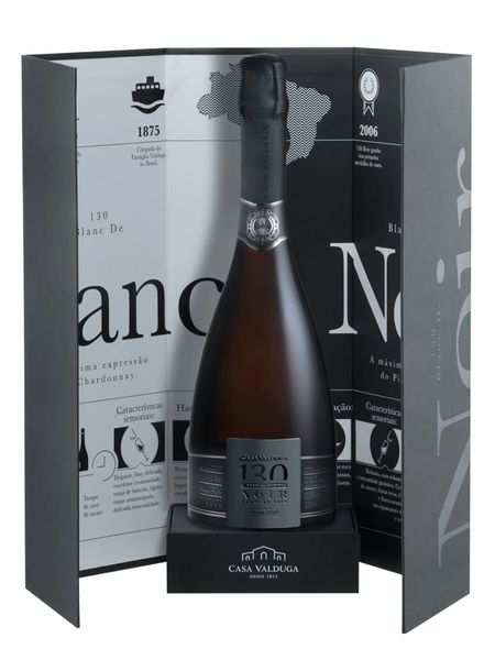 130 Brut Blanc De Noir Com Embalagem